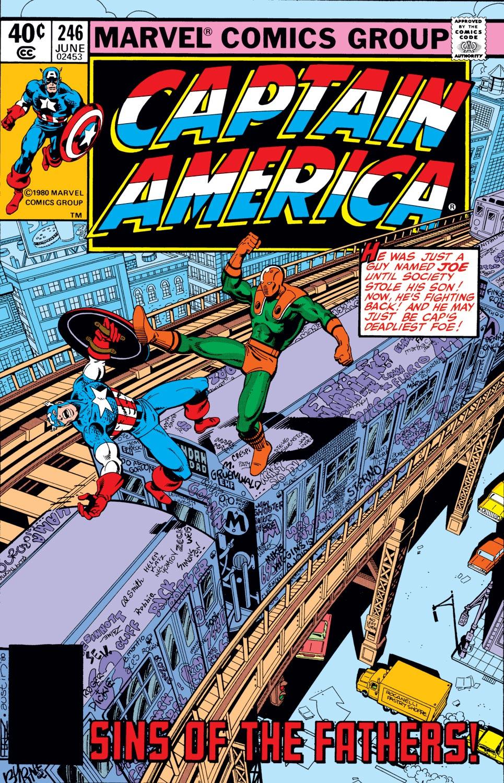 Captain America (1968) #246