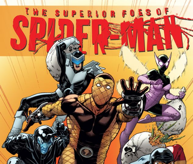 THE SUPERIOR FOES OF SPIDER-MAN 4