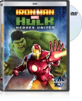 Marvel's Iron Man & Hulk: Heroes United on DVD