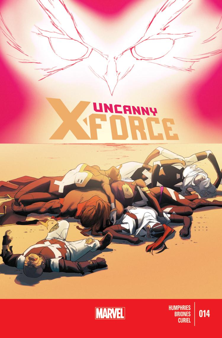 Uncanny X-Force (2013) #14