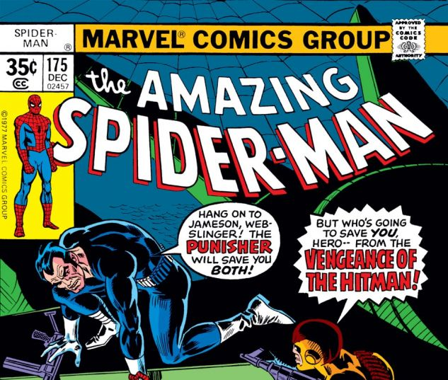 Amazing Spider-Man (1963) #175 Cover