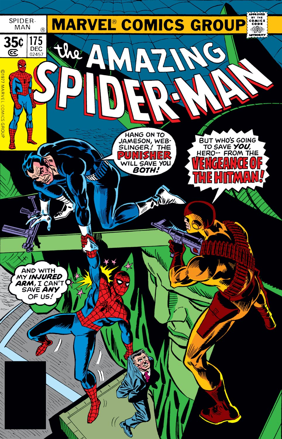 The Amazing Spider-Man (1963) #175