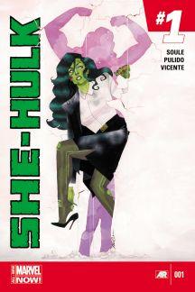 She-Hulk (2014) #1