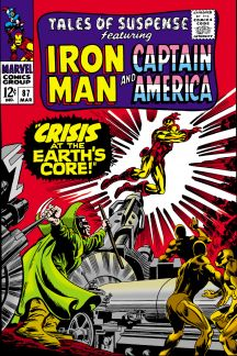 Tales of Suspense (1959) #87