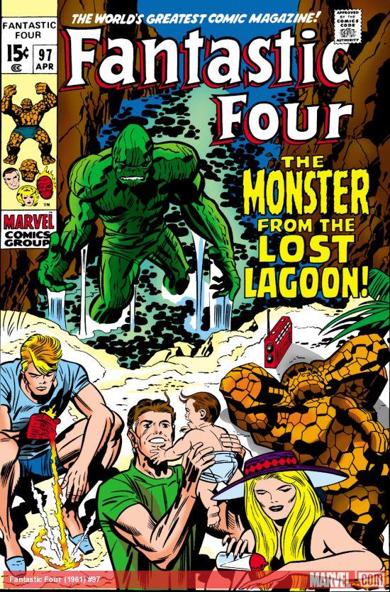 Fantastic Four (1961) #97