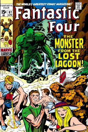 Fantastic Four #97