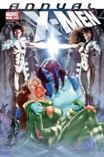 X-Men Annual (2007) #1