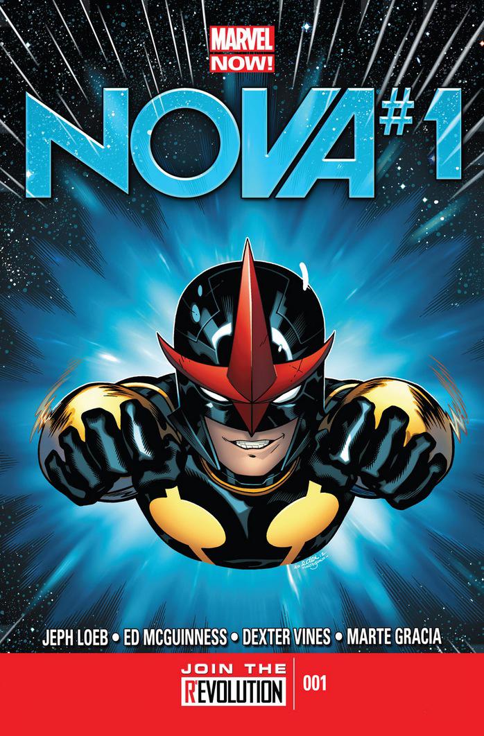 Nova (2013) #1