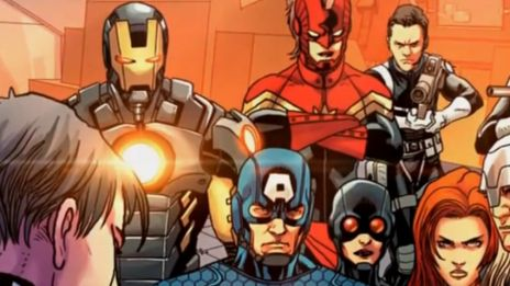 Marvel AR: Avengers #26 Cover Recap