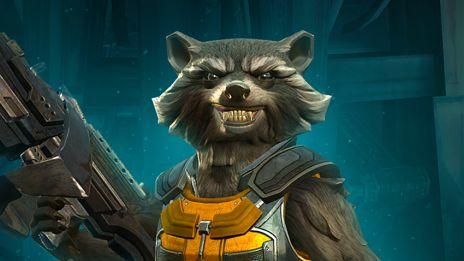 Recruit Rocket Raccoon