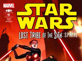 Star Wars: Lost Tribe Of The Sith - Spiral (2012) #5