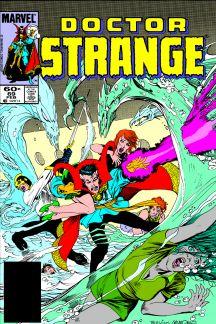 Doctor Strange #69