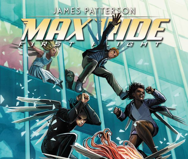 Max Ride: First Flight (2015) #4