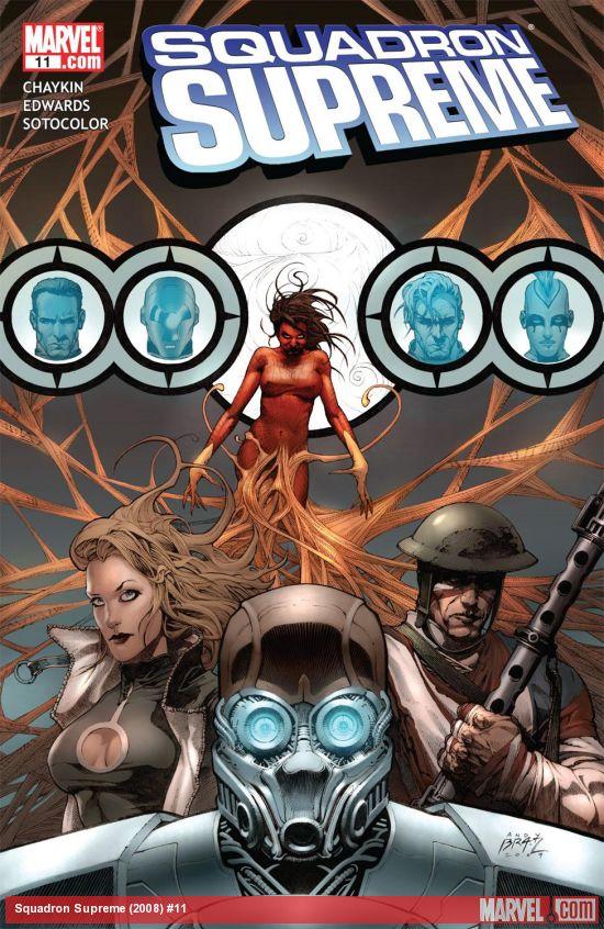 Squadron Supreme (2008) #11