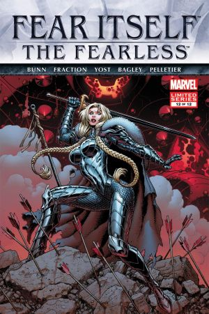 Fear Itself: The Fearless (2011) #12