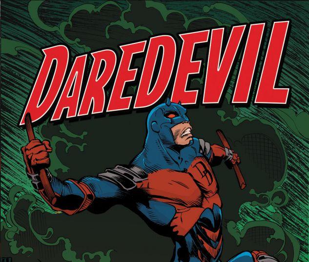 Daredevil (2015) #1 variant cover by Larry Stroman
