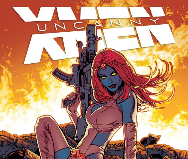 Cyclops & the Brotherhood: X-Men (2015) #2