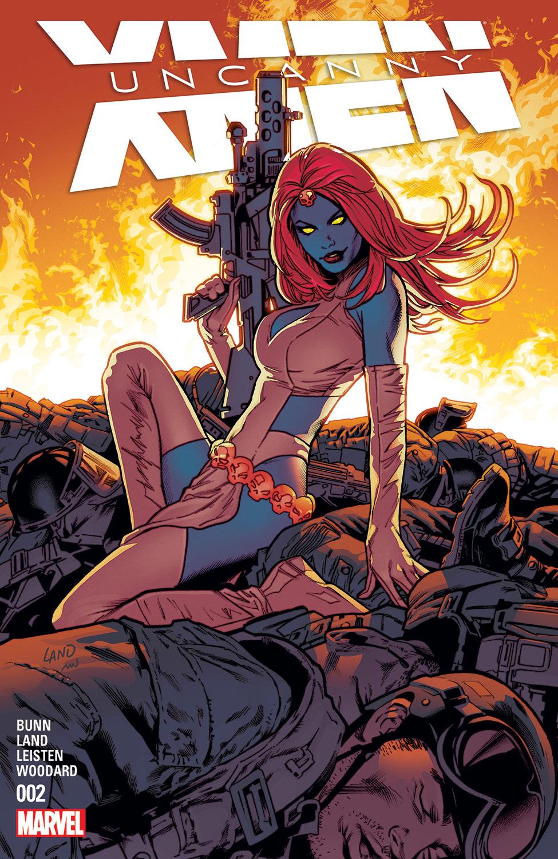 Uncanny X-Men (2016) #2