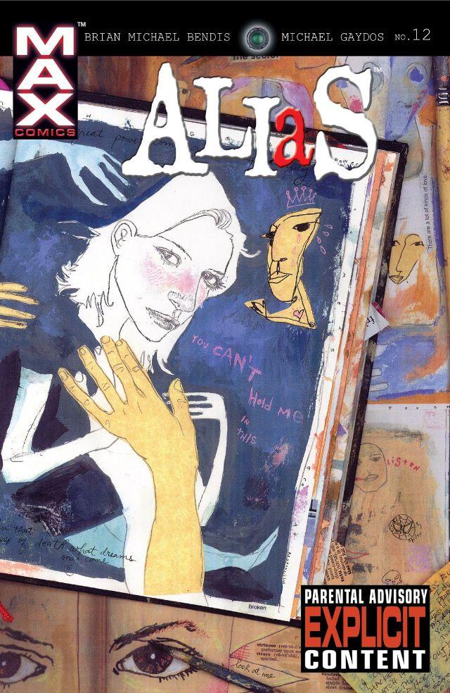 Alias (2001) #12