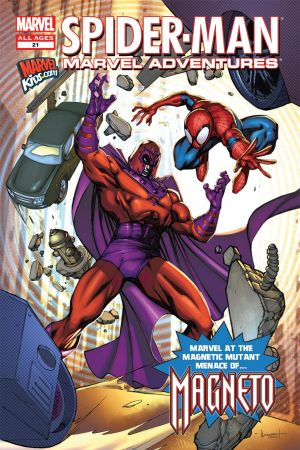 Marvel Adventures Spider-Man (2010) #21