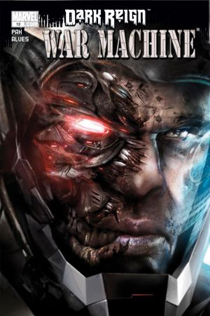 War Machine (2008) #12