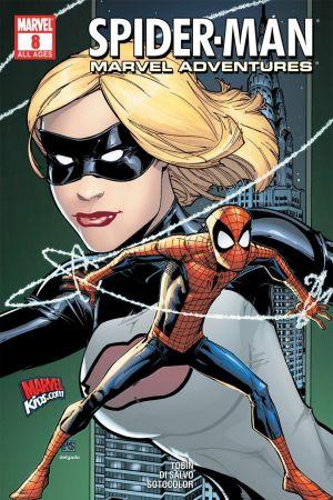Spider-Man Marvel Adventures (2010) #8