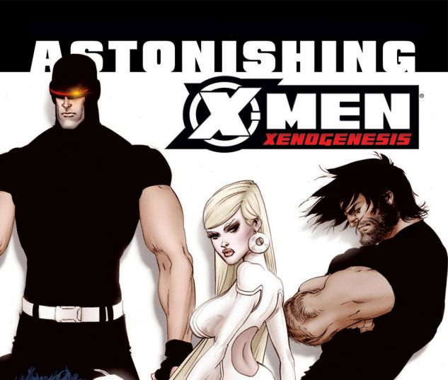 ASTONISHING X-MEN: XENOGENESIS (2010) #1 Cover