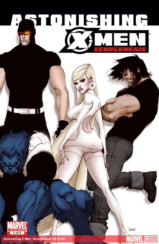 Astonishing X-Men: Xenogenesis (2010) #1