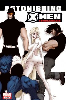 Astonishing X-Men: Xenogenesis (2010) #1