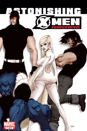 Astonishing X-Men: Xenogenesis #1