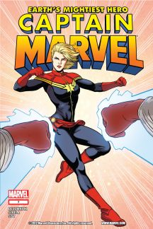 Captain Marvel (2012) #7