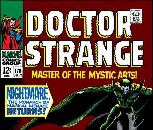 Doctor Strange (1968) #170