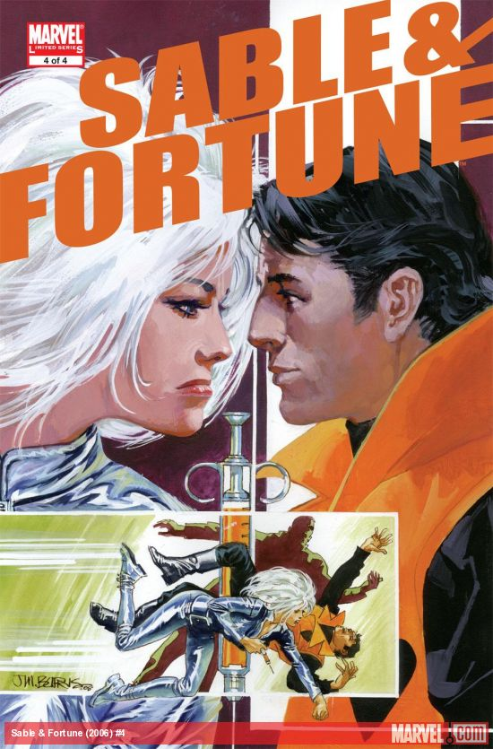 Sable & Fortune (2006) #4