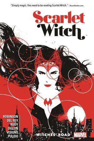 Scarlet Witch Vol. 1: Witches' Road (Trade Paperback)