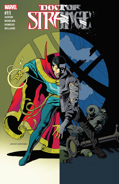 Doctor Strange (2015) #11