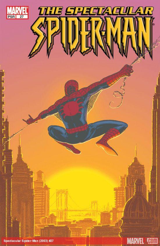 Spectacular Spider-Man (2003) #27