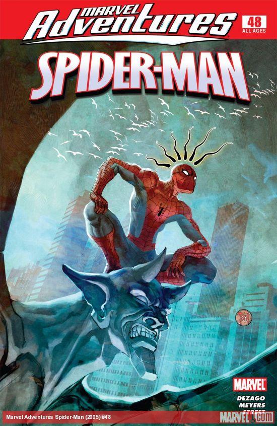 Marvel Adventures Spider-Man (2005) #48