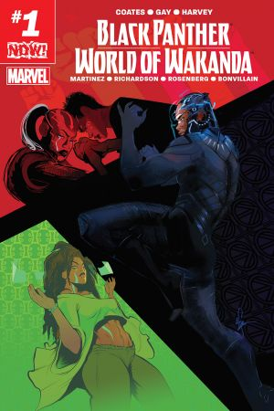 Black Panther: World of Wakanda (2016) #1