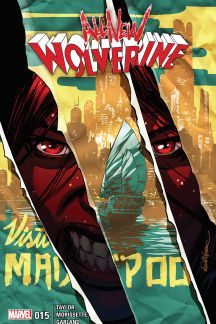 All-New Wolverine (2015) #15