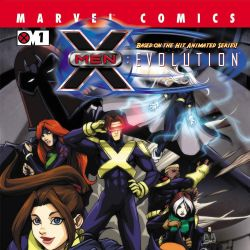 X-MEN: EVOLUTION (2001)