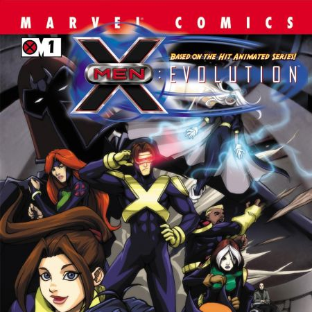 X-MEN: EVOLUTION (2001)