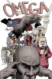 Omega: The Unknown (2007) #4