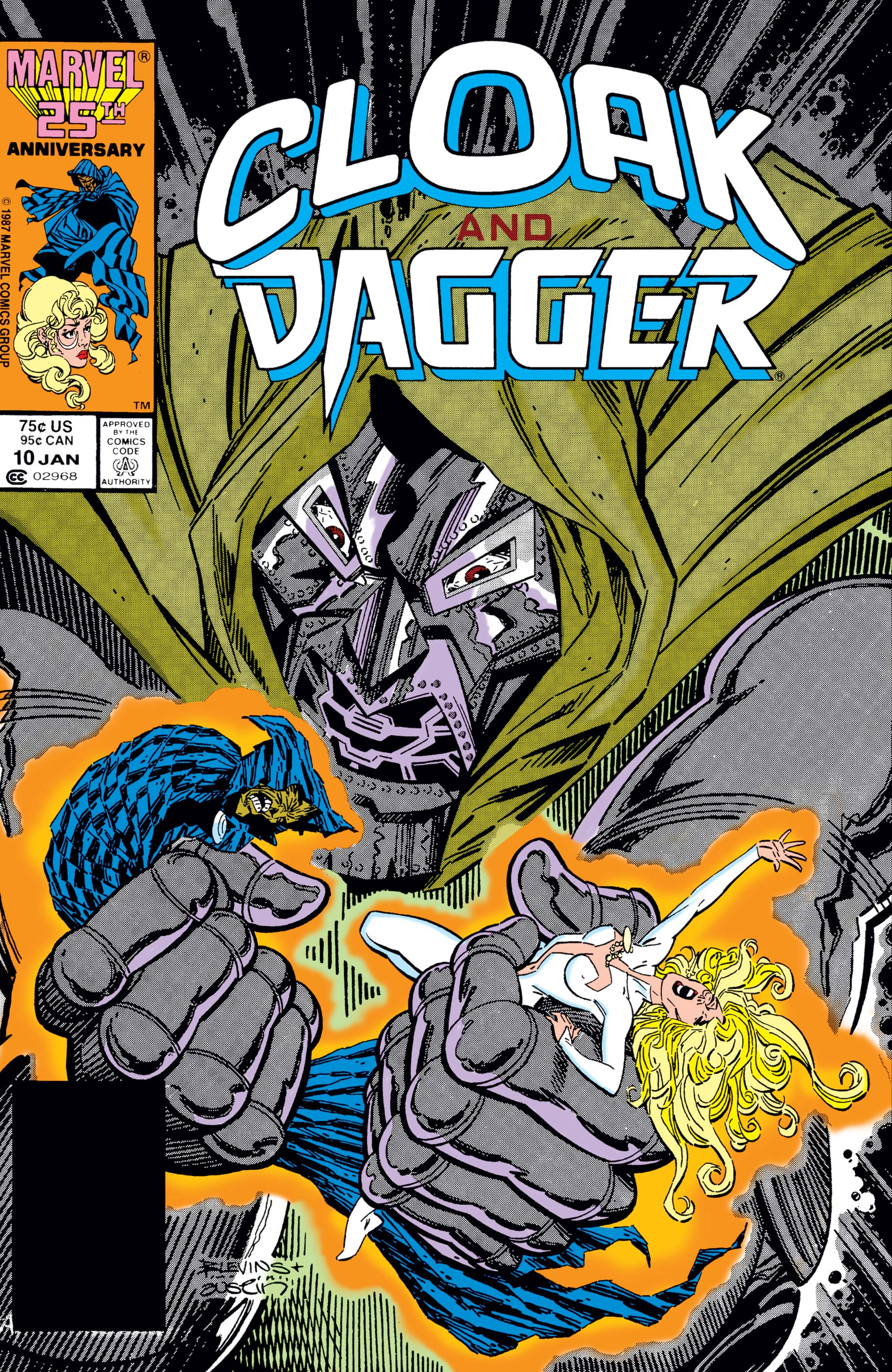 Cloak and Dagger (1985) #10