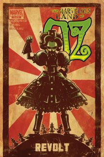 The Marvelous Land of Oz (2009) #3