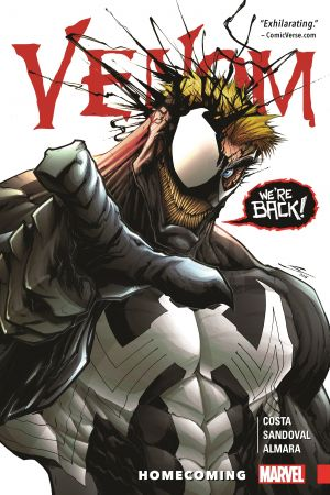VENOM VOL. 1: HOMECOMING TPB (Trade Paperback)