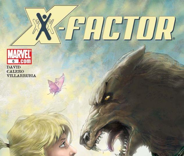 X-FACTOR (2005) #6