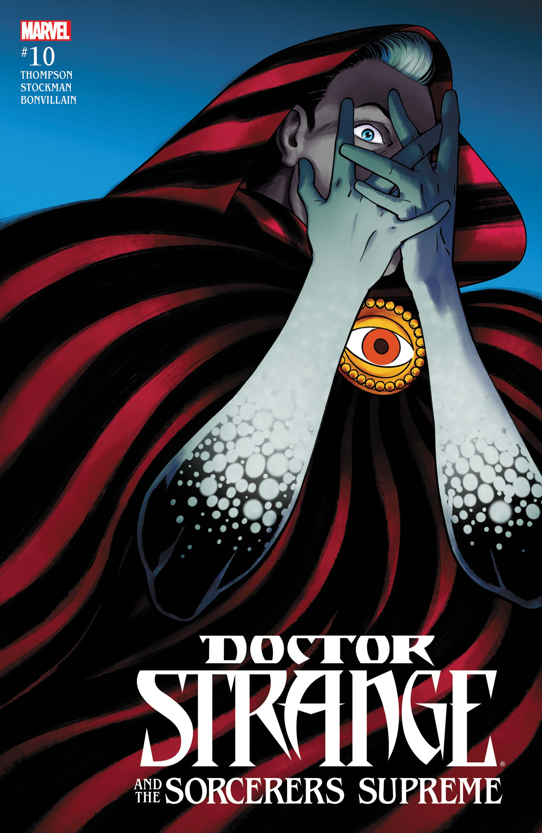 Doctor Strange And The Sorcerers Supreme (2016) #10