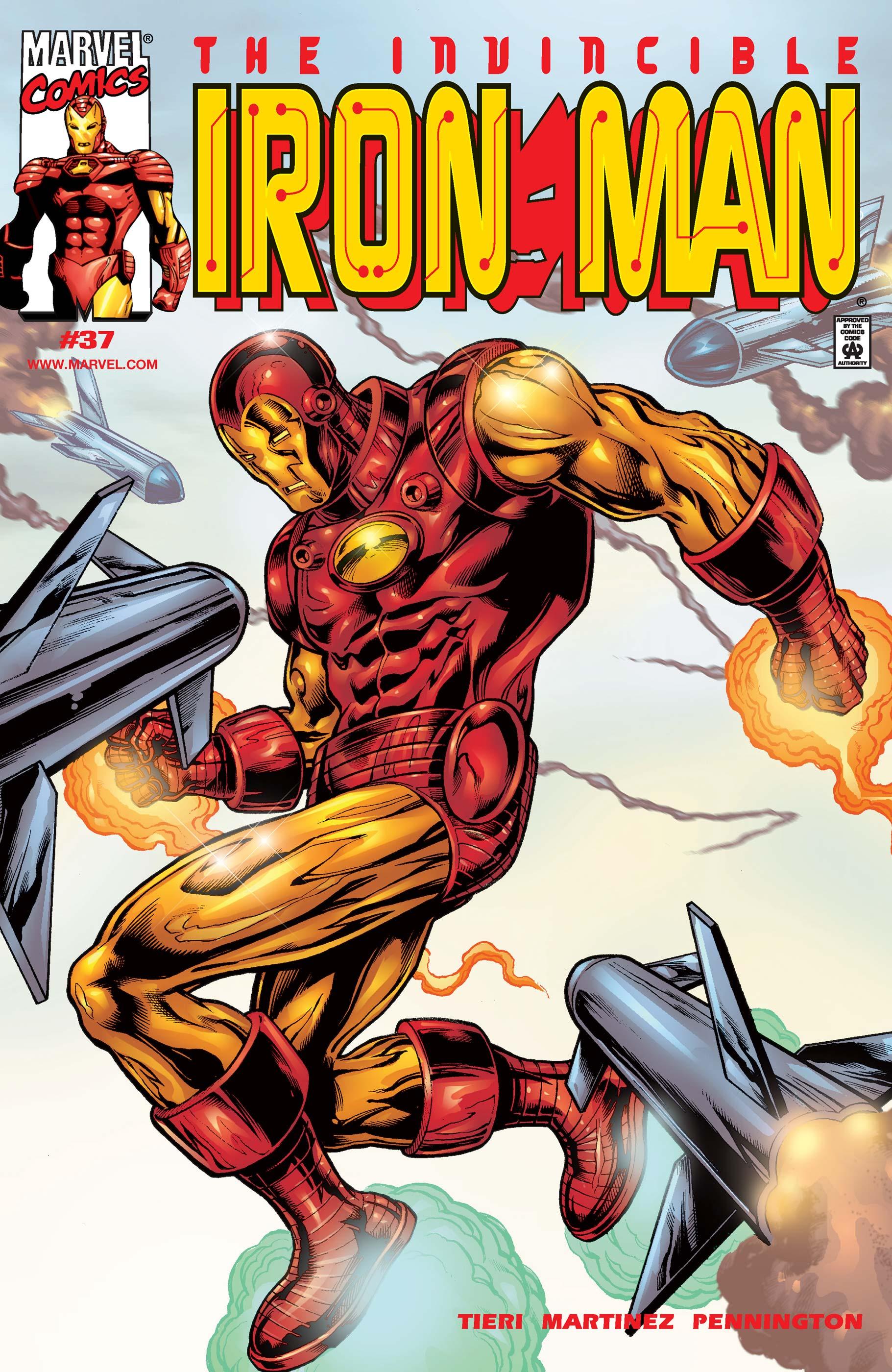 Iron Man (1998) #37