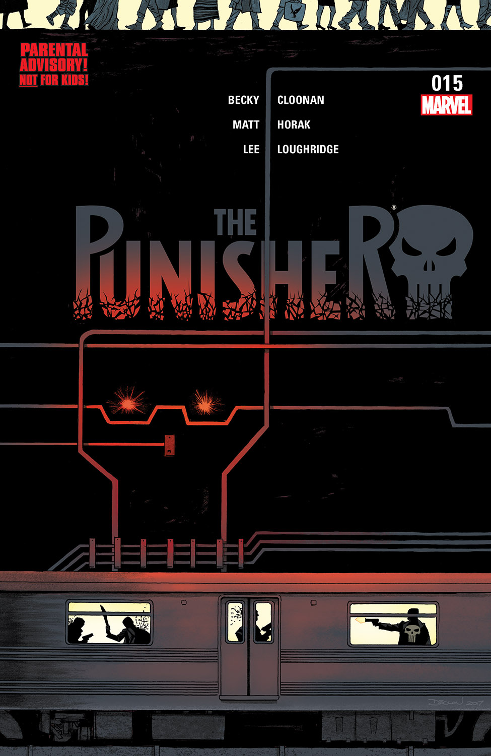 The Punisher (2016) #15