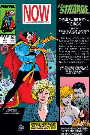 Doctor Strange, Sorcerer Supreme #9